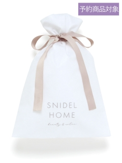 SNIDEL HOME/【予約商品対象】【SNIDEL HOME】ギフト巾着(MEDIUM)/ギフトボックス