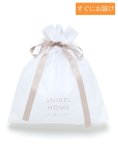 SNIDEL HOME/【SNIDEL HOME】ギフト巾着(LARGE)/ギフトボックス