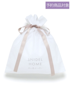 SNIDEL HOME/【予約商品対象】【SNIDEL HOME】ギフト巾着(LARGE)/ギフトボックス