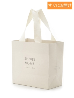 SNIDEL HOME/SNIDELHOMEショッパー(S)/その他ギフトラッピング