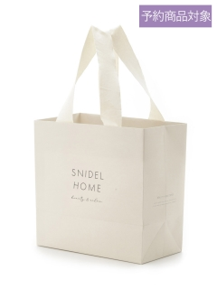 SNIDEL HOME/【予約商品対象】SNIDELHOMEショッパー(S)/その他ギフトラッピング