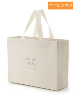 SNIDEL HOME/SNIDELHOMEショッパー(L)/その他ギフトラッピング