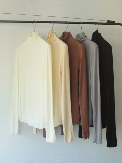 TODAYFUL/Soft Turtleneck Tops/カットソー/Tシャツ