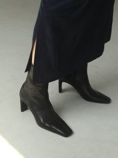 TODAYFUL/Square Ankle Boots/ショートブーツ/ブーティ
