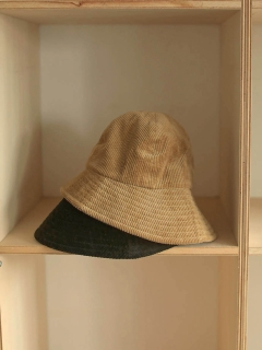 TODAYFUL/Corduroy Bucket Hat/ハット