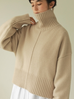TODAYFUL/Heavy Turtle Knit/ニット