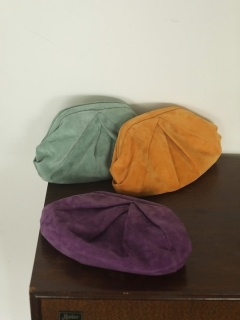 TODAYFUL/Suede Clutch Bag/クラッチバッグ