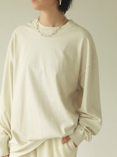 TODAYFUL/Flatseam Long T-Shirts/カットソー/Tシャツ