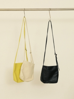 TODAYFUL/Soft Leather Pochette/ショルダーバッグ