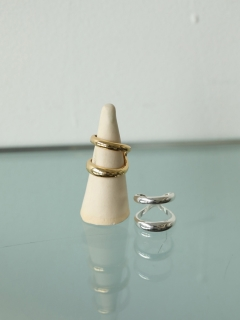 TODAYFUL/Double Line Ring/リング
