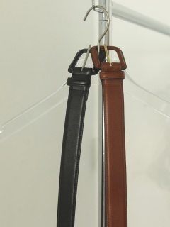 TODAYFUL/Leather Backle Belt/ベルト/サスペンダー