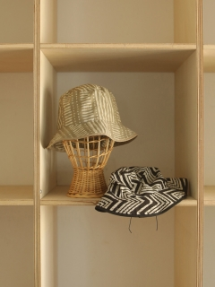 TODAYFUL/Pattern Bucket Hat/ハット