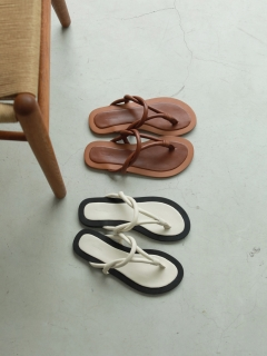 TODAYFUL/Tong Slide Sandals/サンダル