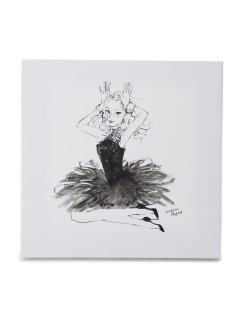 USAGI Gallery/USAGI GIRL(tulle dress)/カルチャー