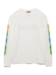 LITTLE UNION TOKYO/【LITTLE UNION】THERMOGRAPHY L/S TEE/カットソー/Tシャツ