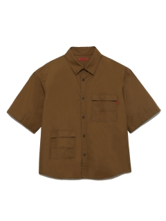 LITTLE UNION TOKYO/【LITTLE UNION】BOYS OFFICER SHIRT/シャツ/ブラウス