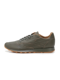 LITTLE UNION TOKYO/【Reebok】CL LEATHER LUX KL/スニーカー