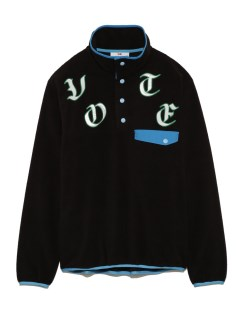 LITTLE UNION TOKYO/【VOTE MAKE NEW CLOTHES】VMNC VOTE FLEECE PULL OVER/その他アウター