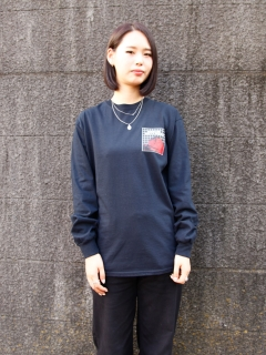 LITTLE UNION TOKYO/【LITTLE UNION】EXPO DB L/S TEE/カットソー/Tシャツ