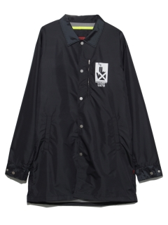 LITTLE UNION TOKYO/【LITTLE UNION】EXPO PACIFISM LONG COACH JKT/ミリタリージャケット