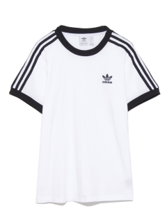 LITTLE UNION TOKYO/【adidas】3 STRIPES W TEE/カットソー/Tシャツ