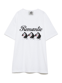 LITTLE UNION TOKYO/【NO PANTIES】Romantic T-shirt/カットソー/Tシャツ