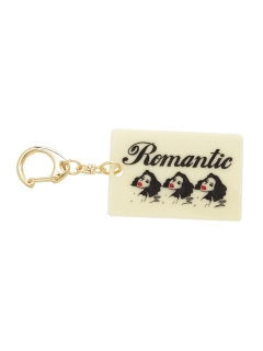 LITTLE UNION TOKYO/【NO PANTIES】Romantic key ring/キーケース/キーホルダー