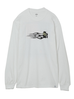 LITTLE UNION TOKYO/【BEDWIN】L/S PRINT T CLARENCE/カットソー/Tシャツ
