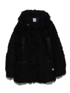 LITTLE UNION TOKYO/【BEDWIN】N3B FAKE FUR COAT STERLING/ブルゾン