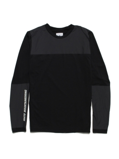 LITTLE UNION TOKYO/【White Mountaineering】WM AGRAVIC BONDED LS/トップス
