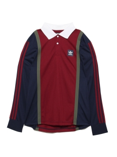 LITTLE UNION TOKYO/【adidas Originals】DH6643 RUGBY JERSEY/ポロシャツ