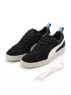 LITTLE UNION TOKYO/【PUMA】367407-01 SUEDE BLACK WHITE BIG SEAN/スニーカー