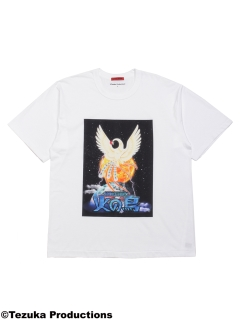 LITTLE UNION TOKYO/【LITTLE UNION】火の鳥 Reincarnation S/S TEE/カットソー/Tシャツ