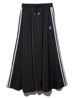 LITTLE UNION TOKYO/【adidas Originals】FL0039 LONG SATIN SKIRT/マキシ丈/ロングスカート