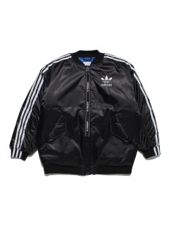 LITTLE UNION TOKYO/【adidas Originals】ED7600 LONG BOMBER JACKET/その他アウター