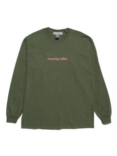 LITTLE UNION TOKYO/【honey trap army】 mc L/S tee/カットソー/Tシャツ