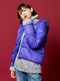 LITTLE UNION TOKYO/【LITTLE UNION】TAION DOWN JACKET/ダウンジャケット/コート