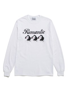 LITTLE UNION TOKYO/【NO PANTIES】NP Romantic PINK Lip L/S TEE/カットソー/Tシャツ