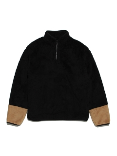 LITTLE UNION TOKYO/【LITTLE UNION】FLEECE MOCK/スウェット