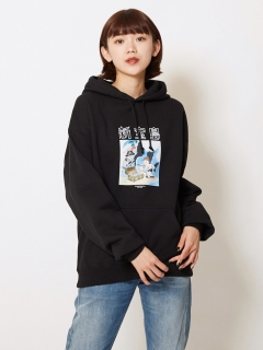 LITTLE UNION TOKYO/【LITTLE UNION】新宝島 COVER HOODIE/パーカー
