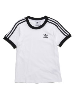 LITTLE UNION TOKYO/【adidas Originals】ED7483 3 STRIPES TEE/カットソー/Tシャツ