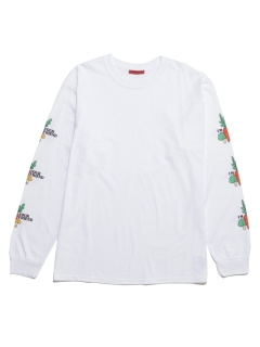 LITTLE UNION TOKYO/【LITTLE UNION】VEGGIES FRIEND L/S TEE/カットソー/Tシャツ