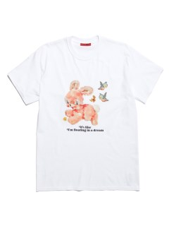 LITTLE UNION TOKYO/【LITTLE UNION】floating S/S TEE/カットソー/Tシャツ