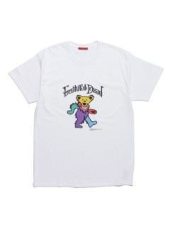 LITTLE UNION TOKYO/【GRATEFUL DEAD meets LITTLE UNION】GRATEFUL DEAD BEAR S/S TEE/カットソー/Tシャツ