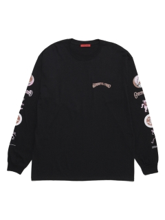 LITTLE UNION TOKYO/【GRATEFUL DEAD meets LITTLE UNION】GRATEFUL DEAD ALL L/S TEE/カットソー/Tシャツ