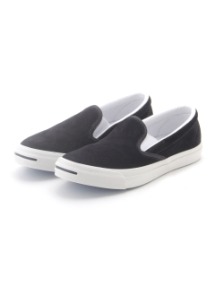LITTLE UNION TOKYO/【CONVERSE】33300290 JACK PURCELL SUEDE SLIP-ON/スニーカー