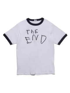 LITTLE UNION TOKYO/【irojikake】THE END T SHIRTS/カットソー/Tシャツ