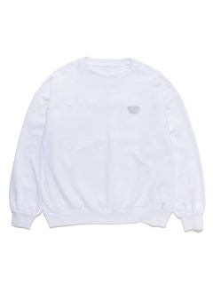 LITTLE UNION TOKYO/【SUPERTHANKS】ST FOOTBALL BIC CREW NECK SWEAT/スウェット