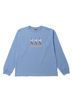 LITTLE UNION TOKYO/【カメレオン meets LITTLE UNION】キュウ L/S TEE/カットソー/Tシャツ