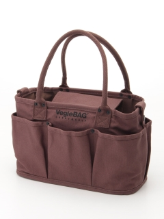 VegieBAG/VegieBAG FLAP SOIL BROWN 19AW/トートバッグ